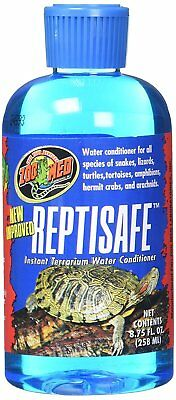 Zoo Med ReptiSafe Instant Terrarium Water Conditioners 8.75 oz Terrarium Water Conditioner