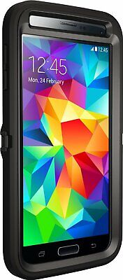 Otterbox [Defender Series] Samsung Galaxy S5 Case - Retail Packaging Protective