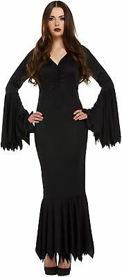 Halloween Fancy Dress Up Outfit Costume Adult Vampiress One Size Female - Vampire Dress Up Kostüm
