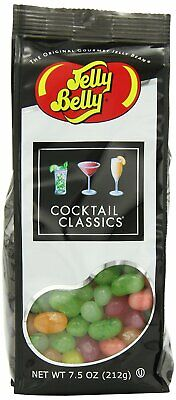 Jelly Belly Cocktail Classics Jelly Beans - 7.5 oz Gift Bags