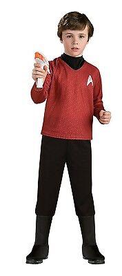Star Trek Scotty Costume Child Medium 8-10 Boy Halloween