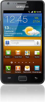 Samsung Galaxy S2 i9100 Schwarz Android ()