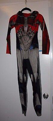 TRANSFORMERS Optimus Prime COSTUME - Large (10-12)- USED (Female Optimus Prime Costume)