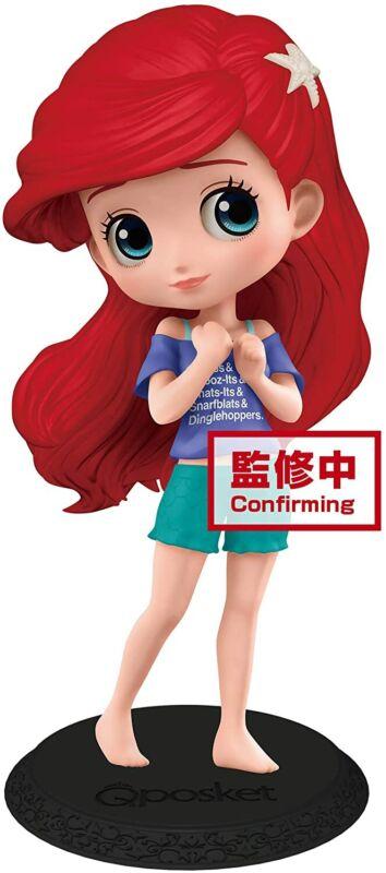 Disney Ralph Breaks The Internet Q Posket Ariel Avatar Style A Figure
