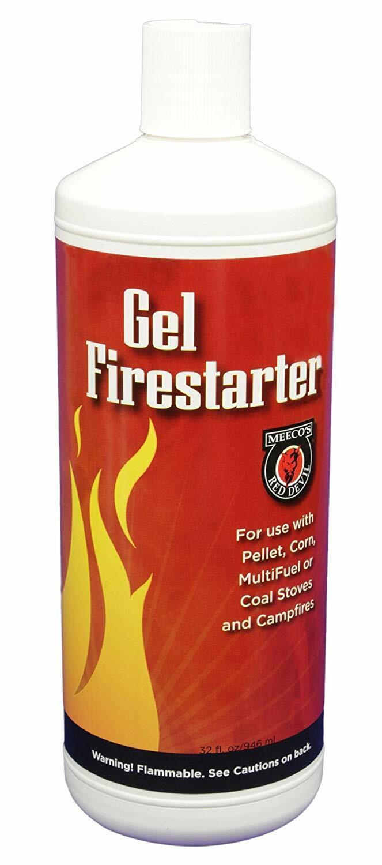 Meeco Mfg. Co, Inc. Gel Firestarter