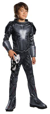 Valerian City of a Thousand Planets Fancy Dress Halloween Deluxe Child Costume - City Of Halloween