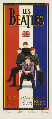 "THE BEATLES ""Les Beatles – LIVE a la Cote D"