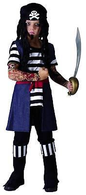Tätowierter Pirat Kostüm für Jungen Cod.214601
