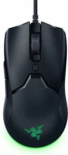 NB Razer Viper Mini Wired Optical Gaming Mouse with Chroma RGB Lighting - Black