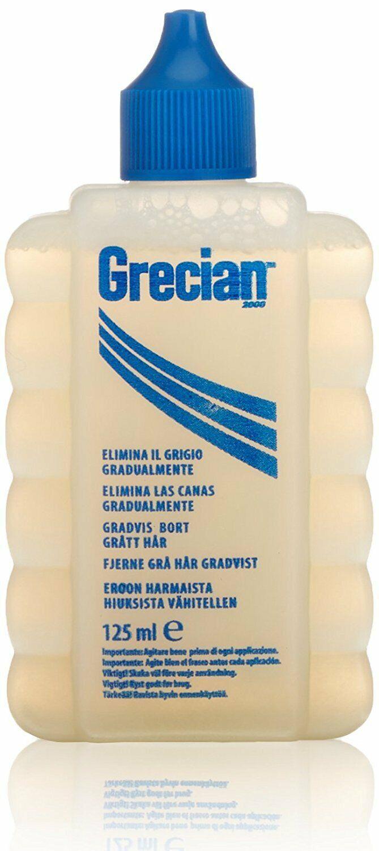 grecian grått hår