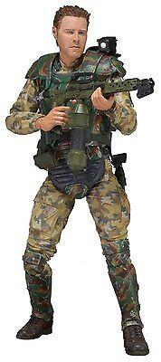 "Aliens - Series 2 - 7"" Scale Sgt. Craig Windrix Action Figure - NECA"