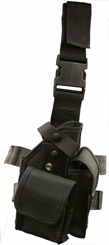 Tippmann TiPX or TPX Paintball Pistol Tactical Leg Holster