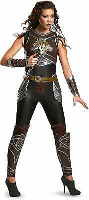 World Of Warcraft Halloween Costumes (Disguise Women's Azeroth World of Warcraft Garona Prestige Halloween Costume)