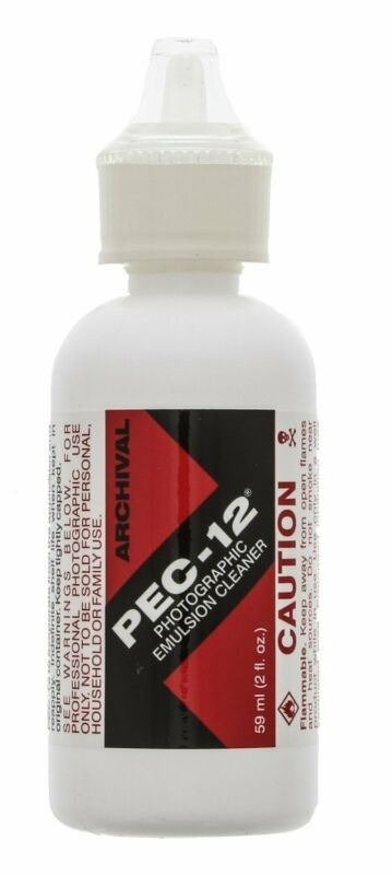 Photographic Solutions PEC-12 2 oz Photographic Emulsion Cleaner with Dropper...