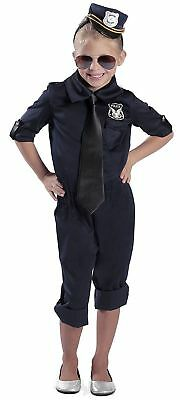 Girl Police Costume (Special Honor Girls Police Costume - Officer / Cop Uniform by Princess)