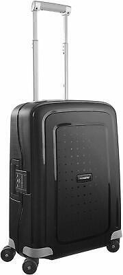 Samsonite S'Cure Spinner S Cabin Bag, 55 cm, 34 Litre, Black RRP175 BARGAIN !!!