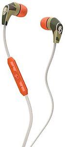 Skullcandy 50 50 IN EAR BUD Stereo Headphones W MIC Remote ...
