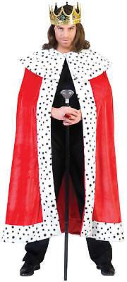 Umhang König Arthur Junggesellenabschied Karneval Fasching Kostüm (König Umhang Kostüme)