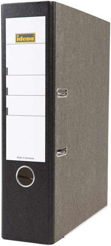 Hochwertige Ordner DIN A4, FSC-Mix, 8cm, Wolkenmarmor, Farbe wählbar