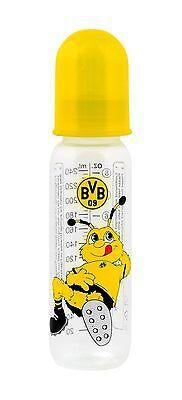 MAM Babyflasche 250ml PP 0-7 Monate Borussia Dortmund Trinkflasche *NEU*