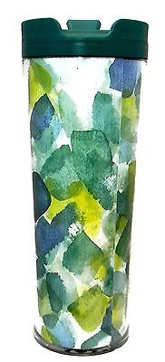 Green Watercolour - NEW STARBUCKS Summer Green Watercolor Tumbler Coffee/Tea Mug , made in USA