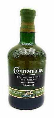 Connemara Peated Single Malt Irish Whiskey 1x 0,7 l Alkohol 40% vol.