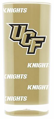 UCF Central Florida Knights Tumbler Insulated Acrylic Square Tumbler Cup 16 oz.