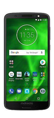 Moto G6 – 32 GB – Unlocked (AT&T/Sprint/T-Mobile/Verizon) – BLack -new!!!!!