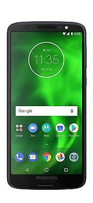 Motorola Moto G6 6 Generation XT1925-6 32GB Black Factory Unlocked NEW IN E-PACK