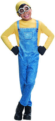Despicable Me Minion Bob Child Costume - Despicable Me Minion Costume Kids
