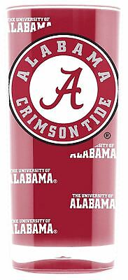 Alabama Crimson Tide Tumbler Insulated Square Tumbler Cup 16 oz.