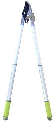 MLTOOLS Ratcheting Extendable Bypass Lopper for Gardening L8230