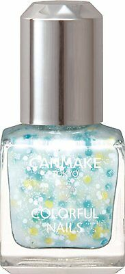 Canmake Tokyo Nail Polish Popping Soda 8ml Summer Color Made in France