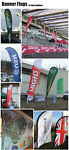 Banner Flags | Vinyl Banners & Feather Flags