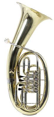 Tolles Bariton mit außergewöhnlichem Klang, hochwertige Verarbeitung