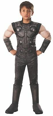 NEW Marvel Avengers Thor Muscle Chest Costume Child Medium 8-10 Infinity War