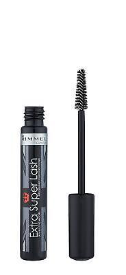 Rimmel Extra Super Lash Mascara (Rimmel Extra Super Lash Mascara, 101 Black Black, 8ml)