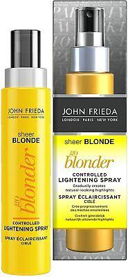 John Frieda Sheer Blonde Go Blonder Lightening Spray for Blonde Hair 100 ml