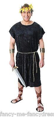 Herren Römisch Tunika Velvet Toga Grichischer Cäsar Warrior Historisch