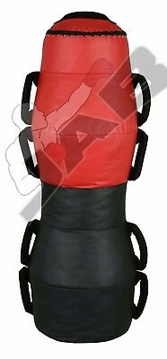 Jabsports MMA Ground and Pound Floor Bag Grappling Dummy Training Equipment 36'' (Wrestling Equipment Bag)