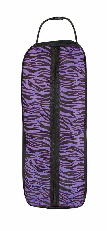 Perris Zebra Print Bridle Bag