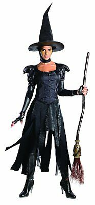 Wicked Witch West Oz Great Powerful Fancy Dress Halloween Deluxe Adult Costume - Capital Halloween Costumes