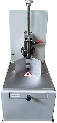 Automatic Electric Round Corner Machine Fillet Paper Cutter Machine With 7 Dies