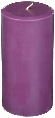 Northern Lights E9 Plum Orchid & Dahlia Fragrance Palette Pillar Candle 3