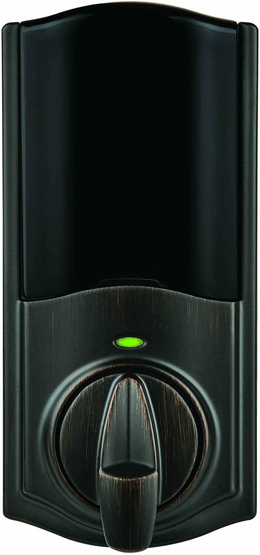 Smart Lock Conversion Kit Interior Electronic Deadbolt Replacement Kevo Convert Building & Hardware