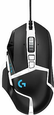 Logitech G502 HERO SE Wired Optical Gaming Mouse w/ RGB Lighting - Black NEW
