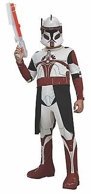 Star Wars Boys Clone Trooper Commander Fox Costume - Commander Fox Costume