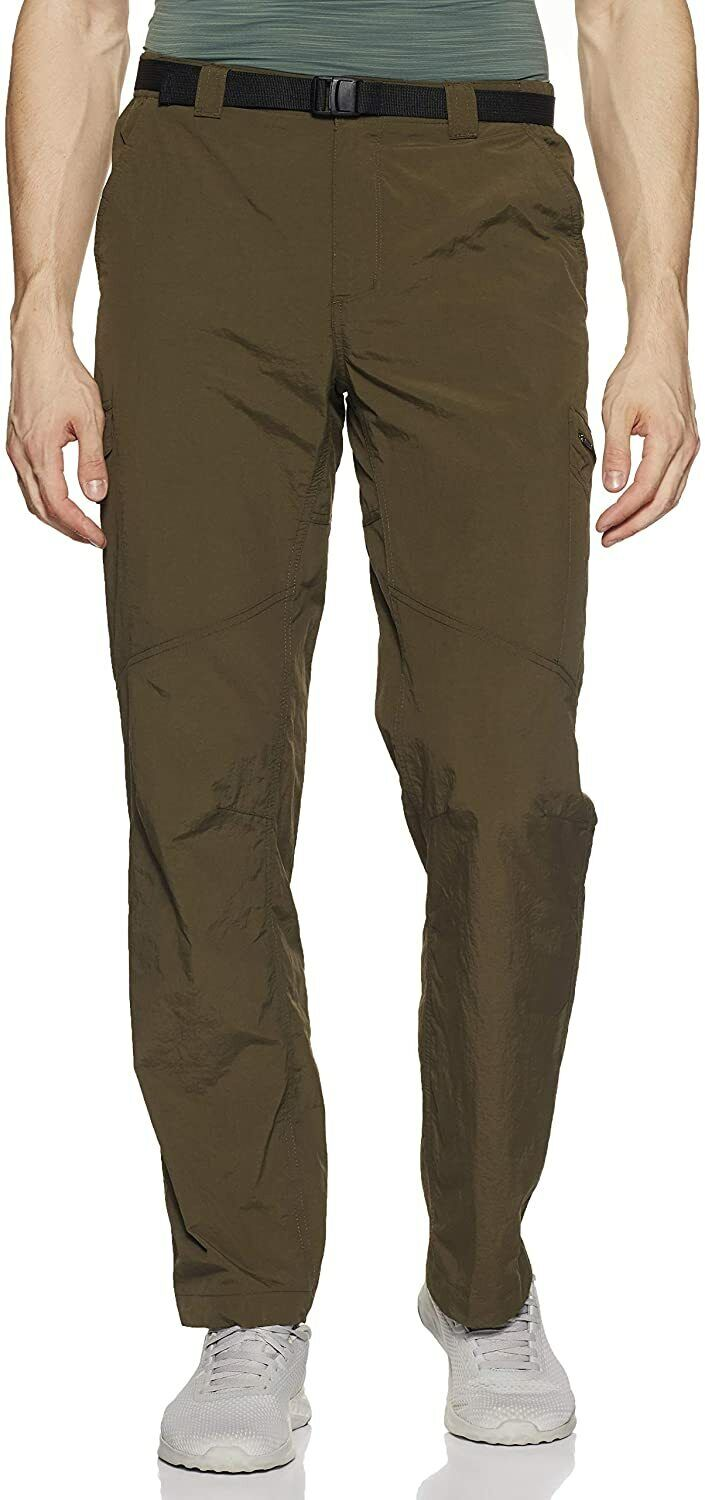 Columbia Men's Big & Tall 44 x 34 Silver Ridge Cargo Pants O