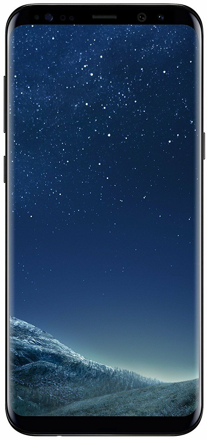 3 von 6 : Samsung Galaxy S8 Plus - Black - 64GB - Unlocked - Smartphone - G955U • 133,01 €