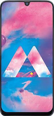 "New Samsung Galaxy M30 Unlocked Dual SIM-6.4"" FHD+ Infinity U Splendour-4GB+64GB"